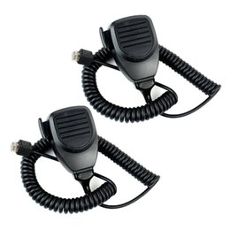 2 unids MT-KMC30 8Pin micrófono para Kenwood TK-630 TK-760 TK-768 Radio móvil NUEVO en venta