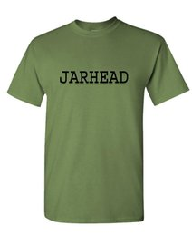 Marine yellow online shopping - JARHEAD US Marine Corps Fighting Men Cotton Unisex T Shirt Unisex Casual Tshirt top