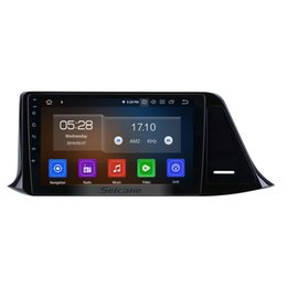 $enCountryForm.capitalKeyWord Australia - OEM HD Touchscreen 9 inch Android 9.0 GPS Navi Car Stereo for 2016 2017 2018 Toyota C-HR With USB Bluetooth support SWC Car dvd Digital TV