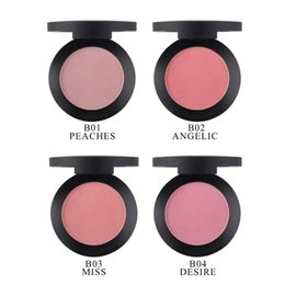 Wholesale Cheek Blusher Minerals Palettes Blusher Brush Palette Cream Natural Blush Face Rouge Makeup
