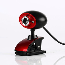 Discount video recording webcam - HD Web Camera Rotatable USB Computer Camera 12MP Video Recording Webcam with Microphone Clip-on Cam Support Night Vision
