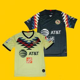 78539a0f8 Club America Soccer Jerseys 2020 Home Away 19 20 Liga MX O.PERALTA  G.RODRIGUEZ MATEUS MARTINEZ Top Quality Football shirt