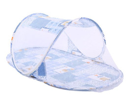 Baby Bedding Mosquito Net Australia - Portable Baby Mosquito Net Tent folding camping outdoor crib netting bedding stroller baby crib mosquito net tent bed for cribs outdoor
