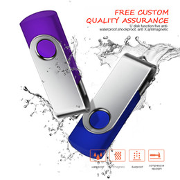 Gadgets Prices Australia - 16gb usb flash drives custom logo with factory price factory wholesale custom logo stock swivel memoria stick USB Gadgets pendrive U disk