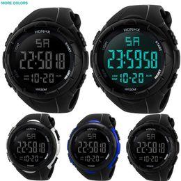 $enCountryForm.capitalKeyWord Australia - Moment # L05 2018 Luxury Men Analog Digital Military Army LED Waterproof Wrist Watch C19010401