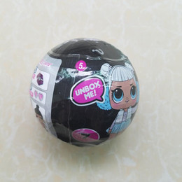 $enCountryForm.capitalKeyWord Australia - new funko pop 10cm Bffs Limited Edition Doll Magic Egg Ball Action Figure Toy Kids Christmas Gifts for boys and girls Box packaging UPS