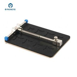 Solder holder online shopping - PHONEFIX High Temperature Resistant PCB Fixture Circuit Board Maintenance Platform Motherboard Solder Repair Holder
