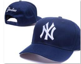 $enCountryForm.capitalKeyWord Australia - Top Quality Cheap Snapback New York Cap NY Logo classic bone Baseball Cap Embroidered Team Size Fans Flat&Curved Brim for Adult hat cap 02