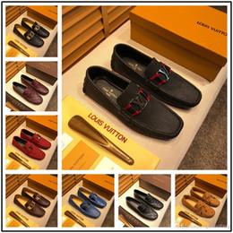 Shoe Models For Men Australia - mix 21 model Men Wedding Dress Shoes Luxury Brands Tassels Flat Footwear Slip On Loafers Male Leather Oxford Shoes For Men Zapatillas Hombre
