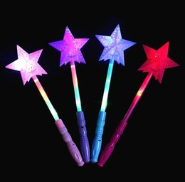 Costumes & Accessories Costume Props Bright Children Led Magic Animal Butterfly Wand Sticks Flashing Light-up Glow Spring Sticks Party Concert Cheering Props Christmas High Quality Materials