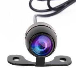 50 adet Su Geçirmez Araba Yedekleme Kamera Dikiz HD Ters Oto Parktronik Açılı Evrensel 6 M Video Kablosu ile