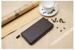 Discount luxury wallets man - luxury wallet designer wallet womens designer handbags purses clutch wallets leather designer purse card holder shipping