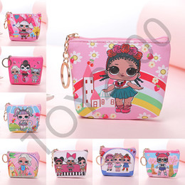 Girls Toy Package Australia - Zipper Purse kids toys handbag lol dolls storage bags Birthday Party Favor for Girls Gift Bag receive package Swimming beach bag