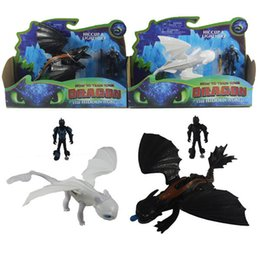 "$enCountryForm.capitalKeyWord Australia - 9"" Toothless Doll How To Train Your Dragon 3 Figure Character Dragons Toy Model For Kids White Tooehless Lightfury Action Toys Y190604"