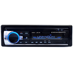 $enCountryForm.capitalKeyWord NZ - JSD - 520 12V Bluetooth V2.0 Car Stereo Audio In-dash Single Din FM Receiver Aux Input Receiver USB MP3 MMC WMA Radio Player