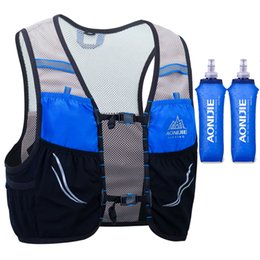 $enCountryForm.capitalKeyWord UK - AONIJIE Men Women Trail Running Backpack 2.5L Lightweight Hiking Racing Cycling Marathon Hydration Vest Rucksack Optional Bottle