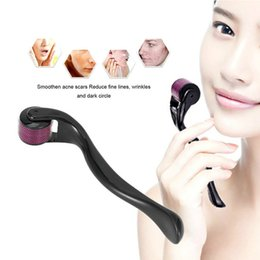 $enCountryForm.capitalKeyWord NZ - DRS 540 Microneedle Roller Face Massage Roller Skin Tightening Remove Scar Reduce Wrinkles Skin Care Treatment