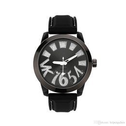 $enCountryForm.capitalKeyWord UK - Hot VK luxurious Brands Women's New Luxury Name Brand Women's Rhinestone Fashion Casual Watches Couple watch Leather belt Dress wr