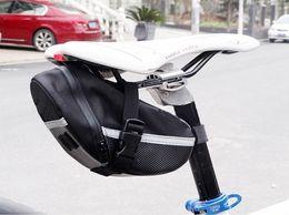$enCountryForm.capitalKeyWord Australia - Fashion Bicycle Tail Bag Mountain Bike Bag Road Bike Seat Saddle Bag No Logo Cross-border High Quality Made In China