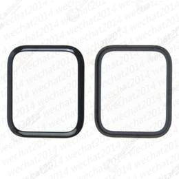100pcs Front Outer Glass Touch Pantalla táctil LCD Lente exterior Lente para el reloj Apple 1 2 3 4 5 6 38mm 42mm 40mm 44mm DHL gratis en venta