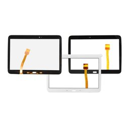 $enCountryForm.capitalKeyWord UK - Original Touch Screen For Samsung Galaxy Tab 3 GT-P5200 P5200 P5210 Tab3 Tablet Lens Glass Outer Touch Panel Digitizer 10.1''