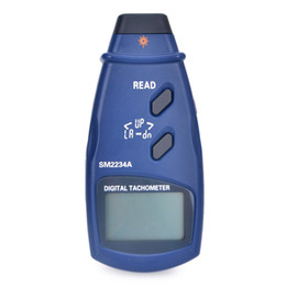 $enCountryForm.capitalKeyWord NZ - Digital Tachometer Range 2.5~99999 RPM Auto-range LCD Photo Tachometer With Max Min Last Data Memory Original SM2234A