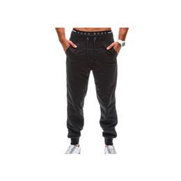 Chinese  UNPADUPE Trousers 2019 Hot Sale Baggy Mens Solid color Baggy Harem Cool Long Pants Joggers Wear Plus Size M-XXXL Drawstring manufacturers