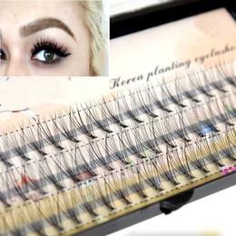 Individual False Eyelashes 14mm Australia - 8-14mm Handmade False Eyelashes Grafting Natural Eye Lashes Extensions Beauty Health Makeup False Lashes