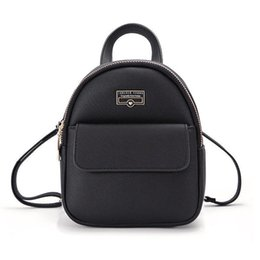 High Quality Backpack Brands Australia - good quality Brand Designer Fashion Mini Backpack Female Leather Women Backpack Multi-function Ladies Small Shoulder Bag High Quality