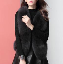 $enCountryForm.capitalKeyWord Australia - Furry Women Faux Fur Coats 2019 Imitation Faux Fur Short Vest Coats Winter Womens Furry Thick Outwear Big Gilet Jackets J180
