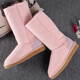 free drop shipping boots Australia - Free shipping Australia WGG Women's Classic tall Boots Womens Boot Snow Winter boots leather boots drop shippingf030#
