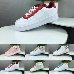 3d7bfea899d57 1 Classic Low Suede AF Field Skateboarding Shoes 07 SE 8 Mens Womens  Fashion Designer Noir Marron Reigning Champ smile Sneakers size 36-45