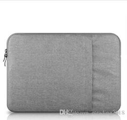 Purple Tablet Bag Australia - Waterproof Crushproof Notebook Computer Laptop Bag Laptop Sleeve Case Cover For 11 12 13 14 15  15.6 inch Laptop&Tablet