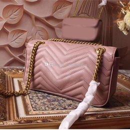 $enCountryForm.capitalKeyWord Australia - Famous brand designer fashion luxury ladies small chain shoulder bags messenger bag women crossbody hot sale free shipping size:26cm
