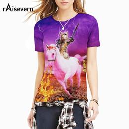 Kitten Shirts Australia - Raisevern New Animal Cat Print 3d T Shirt Kitten The Destroyer T-shirt Harajuku Style Men Women Top Tees T-shirts C19042201