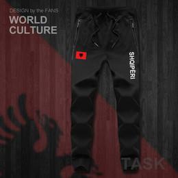 $enCountryForm.capitalKeyWord Australia - Republic of Albania ALB Albanian mens pants joggers jumpsuit sweatpants track sweat fitness fleece tactical casual nation
