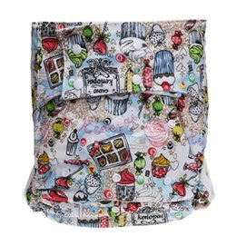 China Adult Nappy Cloth Diaper Reusable Washable Adjustable Postoperative Care for Eldly Disabled suppliers