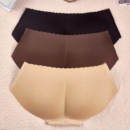 $enCountryForm.capitalKeyWord Canada - Women Latex Butt Lifter Panties Lady waist trainer Underwear Slimming Body Underpants False Butt Up Hips Enhancer TTA696