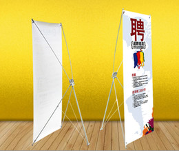 Wholesale Factory Direct Shopping Mall Standing Advertising Stent cm Roll up Display Iron Material cm