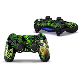 playstation controller skins Australia - Fanstore Skin Sticker PVC Vinyl Decal for Sony Playstation PS4 Remote Controller New Design (1 piece)