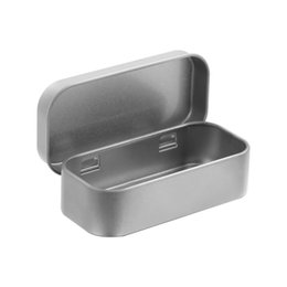 $enCountryForm.capitalKeyWord Australia - 6 Sizes Portable Metal Lip Small Storage Box Case Organizer For Money Coin Candy Keys Storage Storage Box