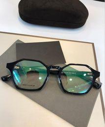 Clear Lense Eyeglasses Australia - luxury-TF809 glasses frame clear lense mens and womens glasses myopia eyeglasses Retro oculos de grau men and women myopia eyeglasses frames