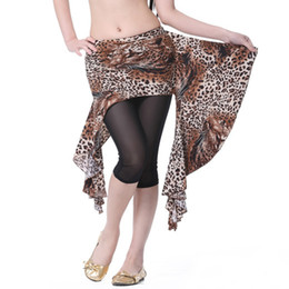 Wholesale wrapped skirts resale online - More Colors Women Dancewear Belly Dance Clothing Hip Belts Practice Wrapped Short Skirts Hip Scarf for Dance