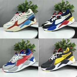Wholesale 2019 New Top Quality RS X Reinvention Toys Mens Running Shoes Designer Men Hasbro Transformers Casual Womens rs x Sneakers Size