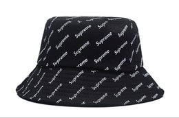 08debd9358f16 Cheap Fashion style Leather Bucket Hat For Mens Womens Foldable Fishing Caps  Black Fisherman Beach Sun Visor Sale Folding Man Bowler Cap. NZ 8.64 ...