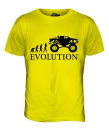 Rc Cars Free Shipping Australia - MONSTER TRUCK EVOLUTION MENS T-SHIRT TEE TOP GIFT RC CAR Men Women Unisex Fashion tshirt Free Shipping black