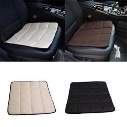 $enCountryForm.capitalKeyWord Australia - New arrival 2017 Bamboo Charcoal Breathable Seat Cushion Cover Pad Mat For Car Office Chair
