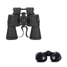 Backpacking Telescope UK - FIRECLUB HD 20X50 Binoculars Waterproof Outdoor Hunting Telescope Bak4 Lingjing Optical Telescope Binoculars