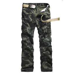 $enCountryForm.capitalKeyWord UK - Men Pants Camouflage Cargo Pants mens Casual Pockets Trouser Plus Size 38 40 Men Outwear Army Baggy Joger Worker Male camo