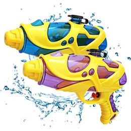 Kids Pistol Guns Australia - Bathroom Water Gun Kids Summer Toy Outdoor Sports 5M Shooting Distance Game Toys Child Beach Water Guns Shooting Pistol Blaster Airsoft Gun